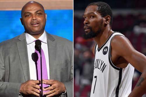 Kevin Durant is sick of 'idiot' Charles Barkley