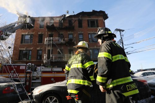 NY firetruck crews need 5 firefighters - not 4