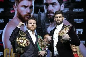 Fielding respecting but not fearing Canelo in title match