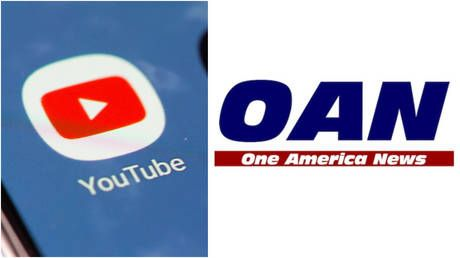 YouTube suspends & demonetizes Trump-friendly OAN network on vague basis of 'misleading Covid cure claims'
