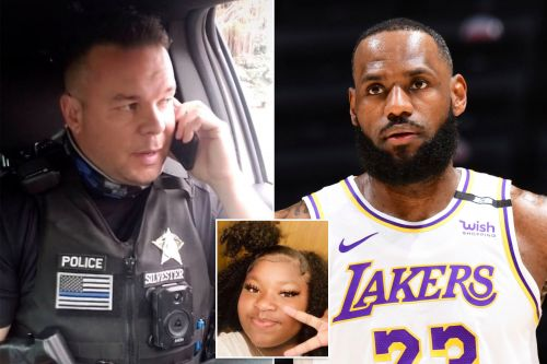 Idaho cop reportedly lands book deal after mocking LeBron James