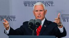 Mike Pence Tells West Point Graduates They Will Be In Combat: 'It Will Happen'