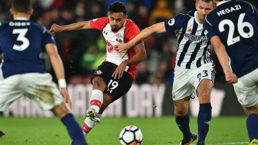 Southampton's Sofiane Boufal wins Premier League Goal of the Season award