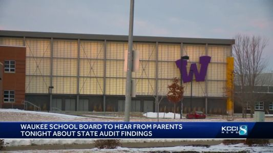 District will face Waukee residents over $130K in misspent funds