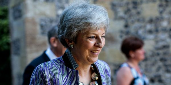 Theresa May told to resign as prime minister in 'a matter of days'