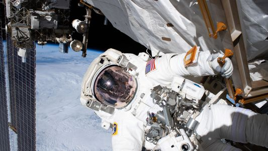 You can watch two astronauts take a spacewalk to fix a $2 billion space experiment today. Here's how
