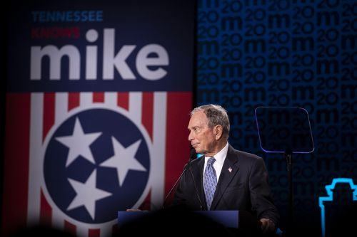 Senate Dems embrace Bloomberg's anti-Trump machine, but not his candidacy
