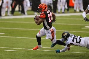 Bengals RB Joe Mixon ruled out for game against Browns
