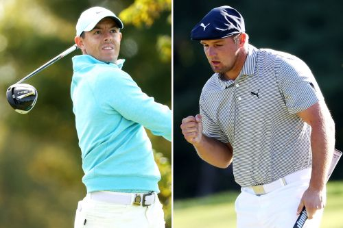 Rory McIlroy conflicted on Bryson DeChambeau 'taking advantage' of golf world