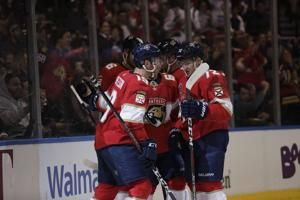 Here they go again: Panthers hoping for late-season surge