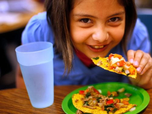 10 healthy swaps for your kid's favorite lunch foods