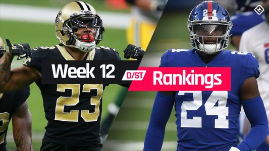 Week 13 Fantasy Defense Rankings: Sleepers, busts, waiver-wire D/ST streamers to target