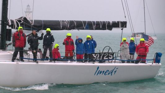 Sailor that went overboard during Race to Mackinac ID'd