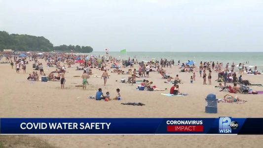Keep people, space and time in mind at public pools, beach, doctor says