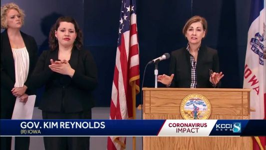 Reynolds says she 'can't lock the state down' during COVID-19 outbreak