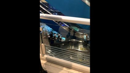 Bloomington PD: Child Suffers Minor Injury After Falling From MOA Escalator