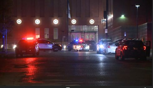 One in critical condition after shooting at Douglas County Jail