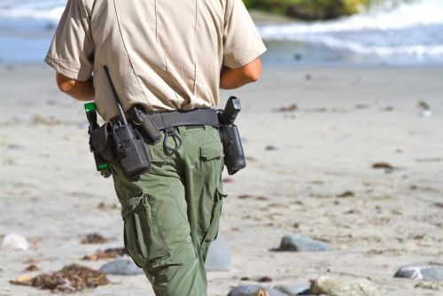 Man accused of trying to drown, bury wife alive at California beach