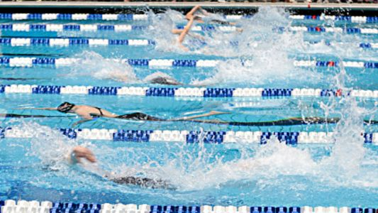 Former Olympian sues USA Swimming for alleged sexual abuse coverup