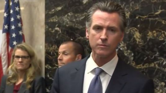 California Governor to Take On President Trump in First State of the State Address