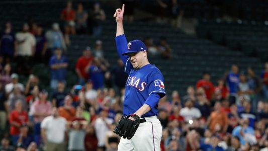 Rangers' Shawn Kelley gets save after learning lumps were benign
