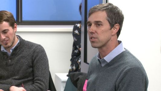 'There's not an emergency at the border,' potential presidential candidate Beto O'Rourke says