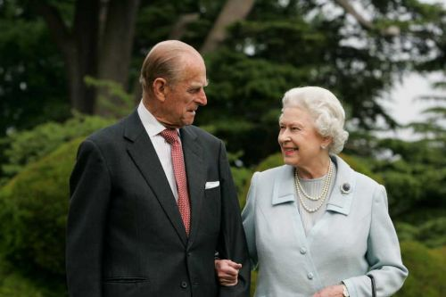 The Queen is back to her royal duties after Prince Philip's death