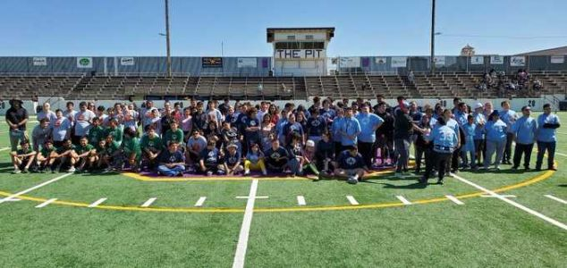 Salinas high schools host Special Olympics 2nd annual Unified Soccer Jamboree