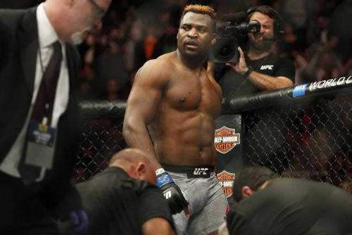 Francis Ngannou vs. ex-champ Cain Velasquez in the works for UFC on ESPN 1 headliner