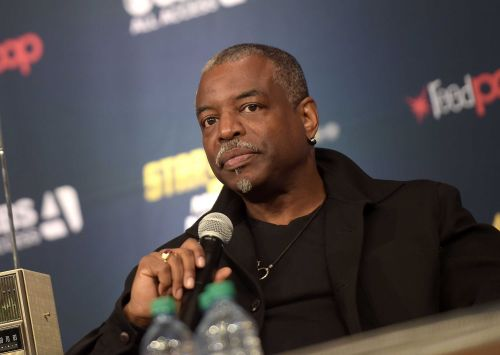 LeVar Burton part of group of guest hosts for 'Jeopardy!'