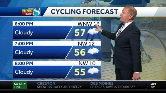 Friday evening cold and chilly, rain returns Saturday
