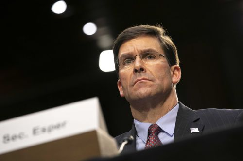 Esper orders hundreds of troops from 82nd Airborne home from D.C. area