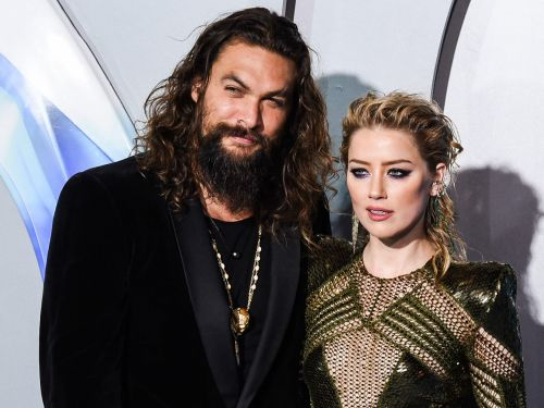After Instagram censored Amber Heard's nipple, she called out the double standard with a topless picture of Jason Momoa