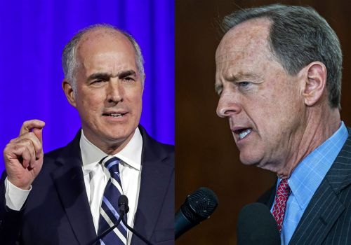 Pa.'s senators widely divided on Barrett appointment
