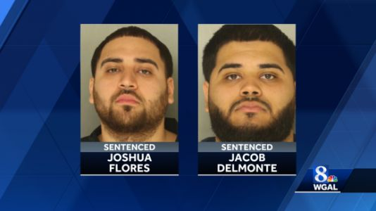 Dealers sentenced to prison after bringing 'staggering amount' of fentanyl to Lancaster County