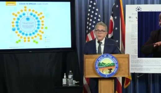 DeWine: Churchgoer spreads coronavirus to at least 91 others after single service