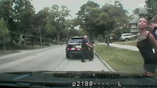 No discipline for officers after handcuffed suspect steals squad
