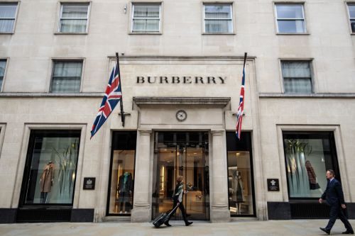 Burberry incinerated millions of dollars in excess merchandise over past year
