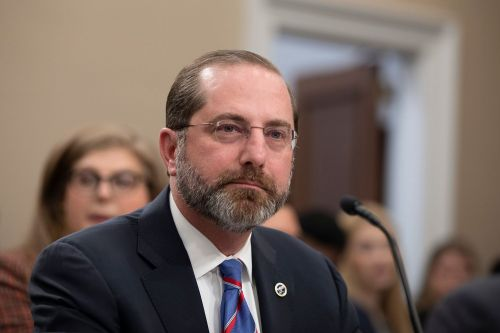 Health secretary focuses trips on swing states needed by Trump