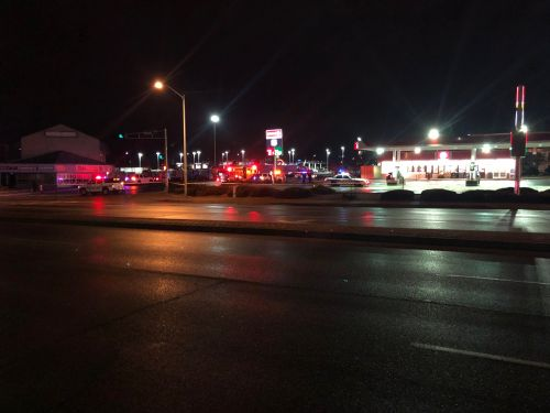 Two men shot and killed early Monday morning at an Albuquerque Circle K