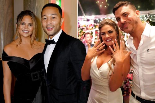 Chrissy Teigen and John Legend may attend Jax and Brittany's wedding