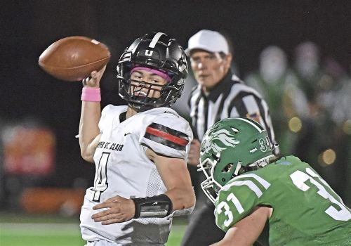 Upper St. Clair outlasts South Fayette in Allegheny Six clash