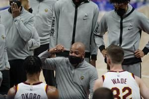 Cavs coach Bickerstaff to miss game due to personal reasons