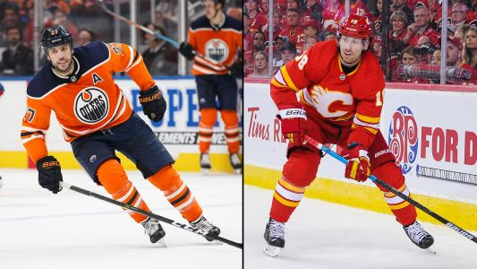 NHL trade rumors: Oilers trade Milan Lucic to Flames for James Neal