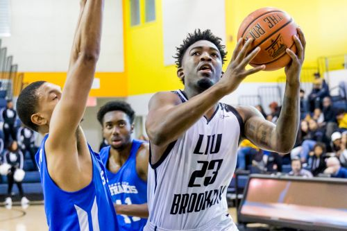 How former walk-on willed his way to stardom at LIU Brooklyn