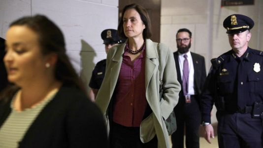 What To Watch For In Impeachment Hearing With Fiona Hill, David Holmes