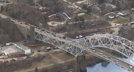 B is for backup, bridges and billions: Pollack holds forth on Cape spans