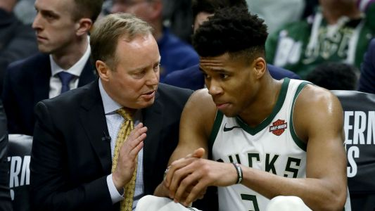 NBA playoffs 2019: Mike Budenholzer addresses questions around Giannis Antetokounmpo's workload