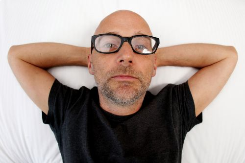How Moby went from partying with A-listers to begging concertgoers for drugs