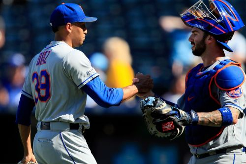 Edwin Diaz, Jeurys Familia finally give Mets what they need